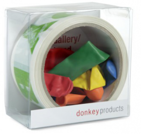 Tape-Birthday - great for office parties