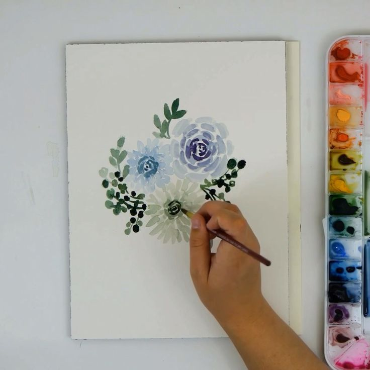 How To Paint Succulents Beautiful Gardens Watercolor