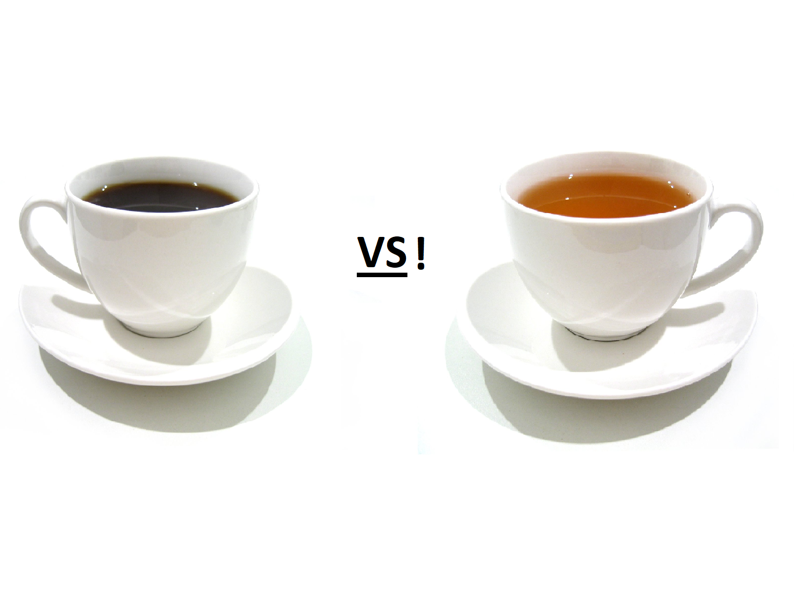 Coffee VS Tea Caffeine Content Hello, everyone! Now, we