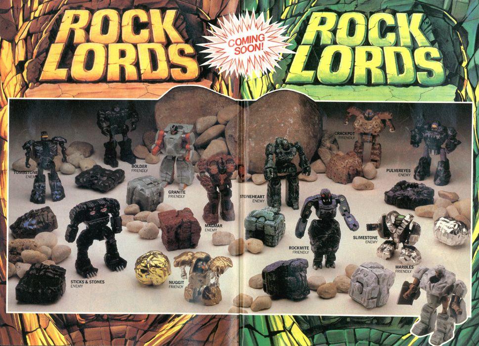 Rock Monster Toys