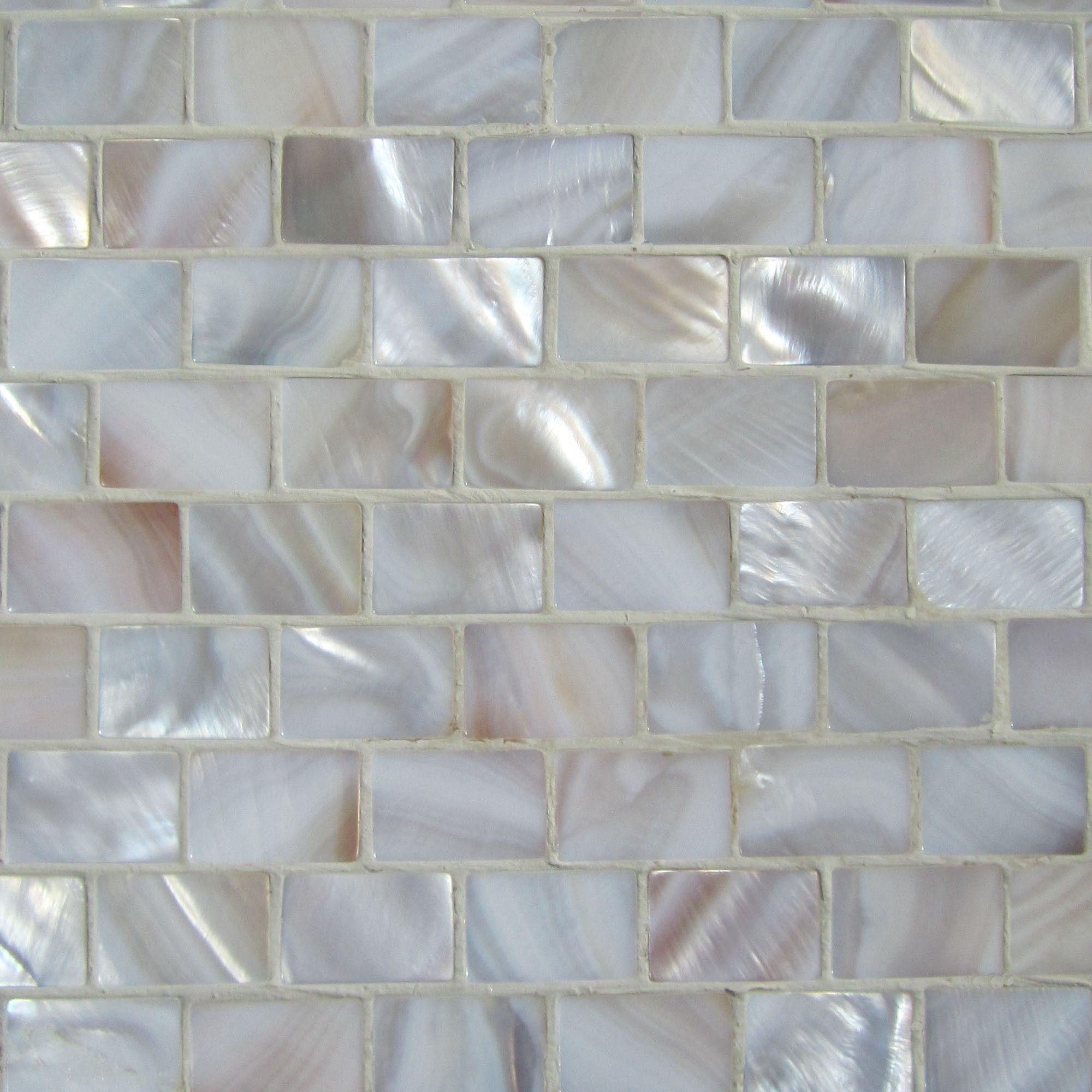 Paua tiles for bathroom - Natural Varied Mother Of Pearl Minibrick Love The Idea Of This As Fireplace Surround Tiles For Bathroomsbathroom