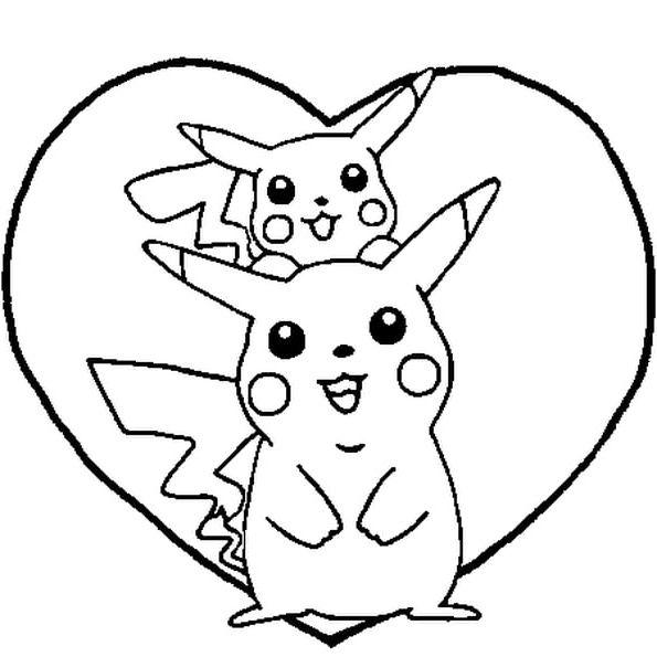 9 Cool De Coloriage A Imprimer Pikachu Photos | Pikachu ...