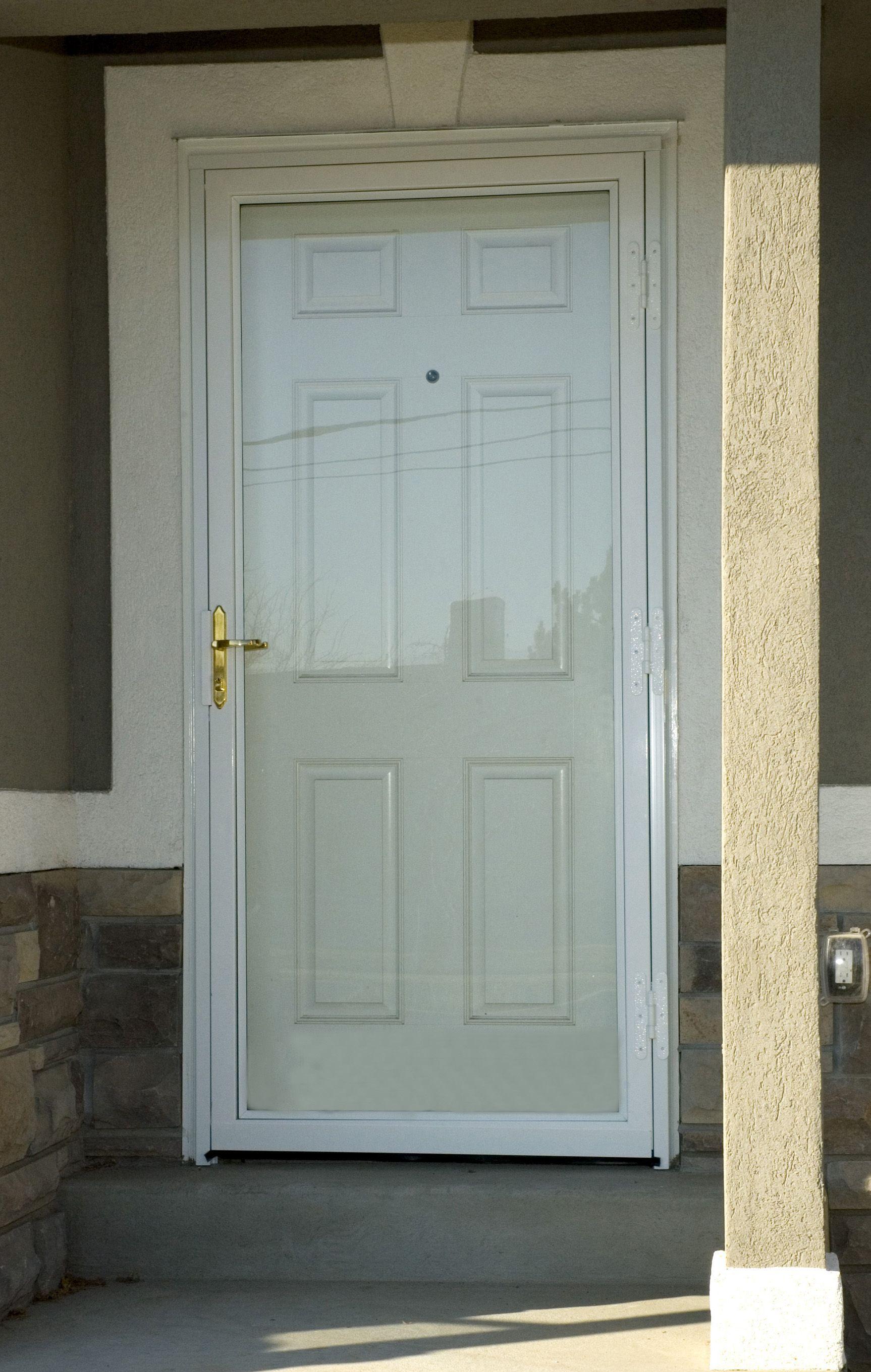 Utah Storm Doors Peach Building Products Windows Doors