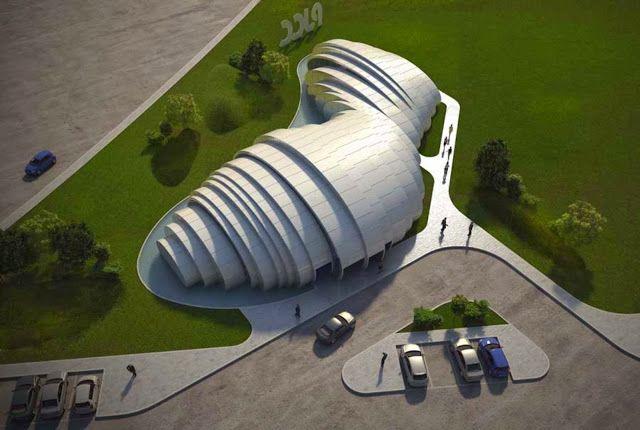 Design Dautore.com: The POD By Hijjas Kasturi Associates Sdn With Studio  Nicoletti · Pavilion ArchitectureAmazing ArchitectureModern ... Design Ideas