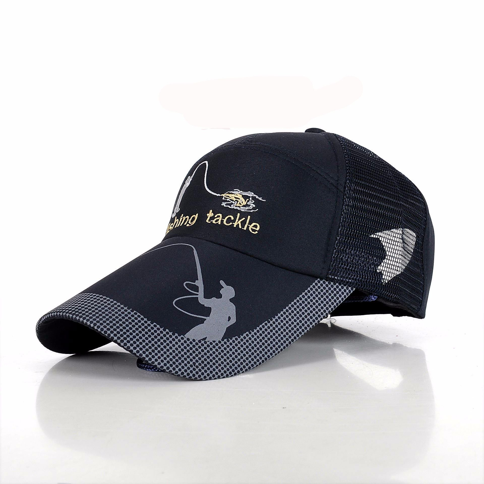 summer outdoor sports fishing caps men baseball cap