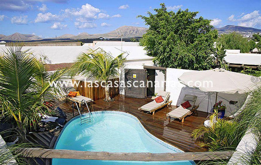 LCC Villa Lily Ferienhäuser auf Lanzarote Ferienhaus