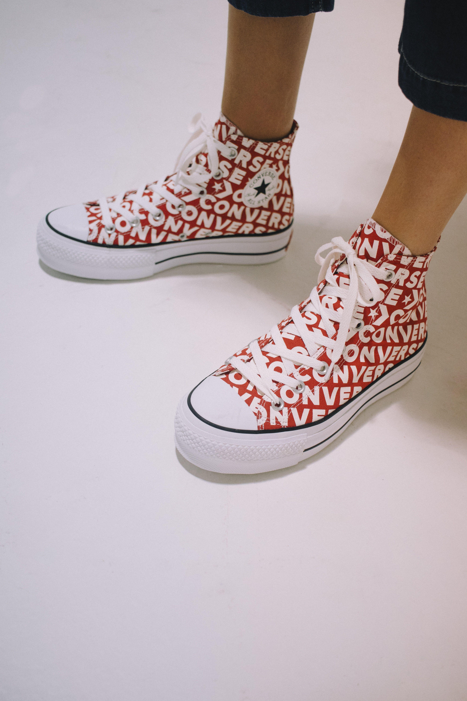 Chaussures Chaton Talon : Converse, Nike, brand shoes