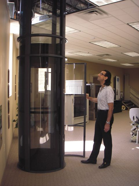 CIRCULAR ELEVATOR CAN COME IN ONE PERSON DESIGNS OR SOME ...