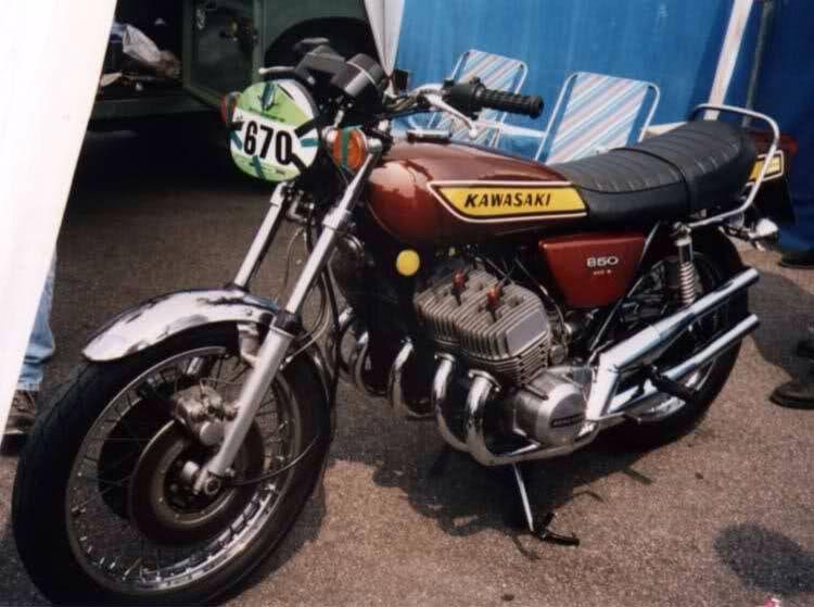 Kawasaki 850 | Kawasaki | Pinterest