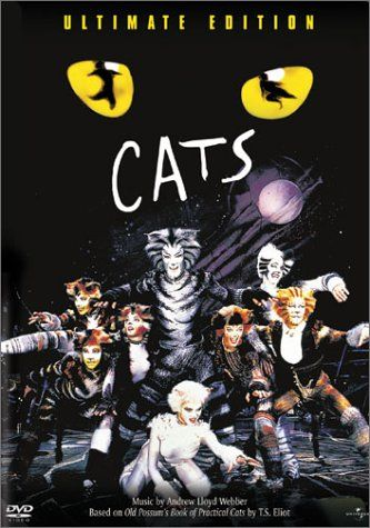 """Musical """"Cats"""", composed by Andrew Lloyd Webber with"""