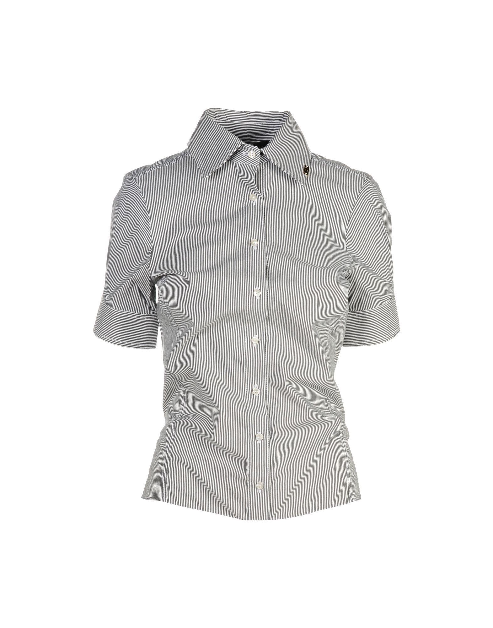 ce1ae45839d Elisabetta Franchi For Celyn B. Striped Shirt - Women Elisabetta Franchi  For Celyn B.