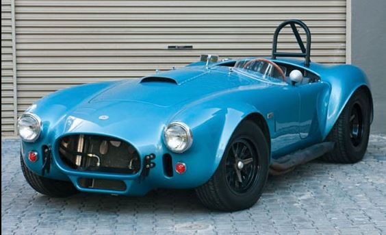 AC Cobra 1965 original - ultimate fun and one of my all time favorite automobiles.