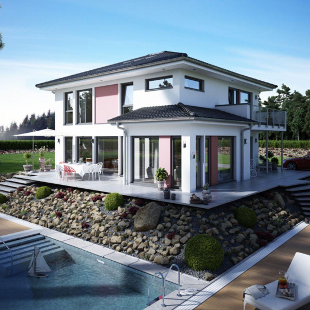 Jubiläumshäuser Fantastic Architektur, Haus, Haus