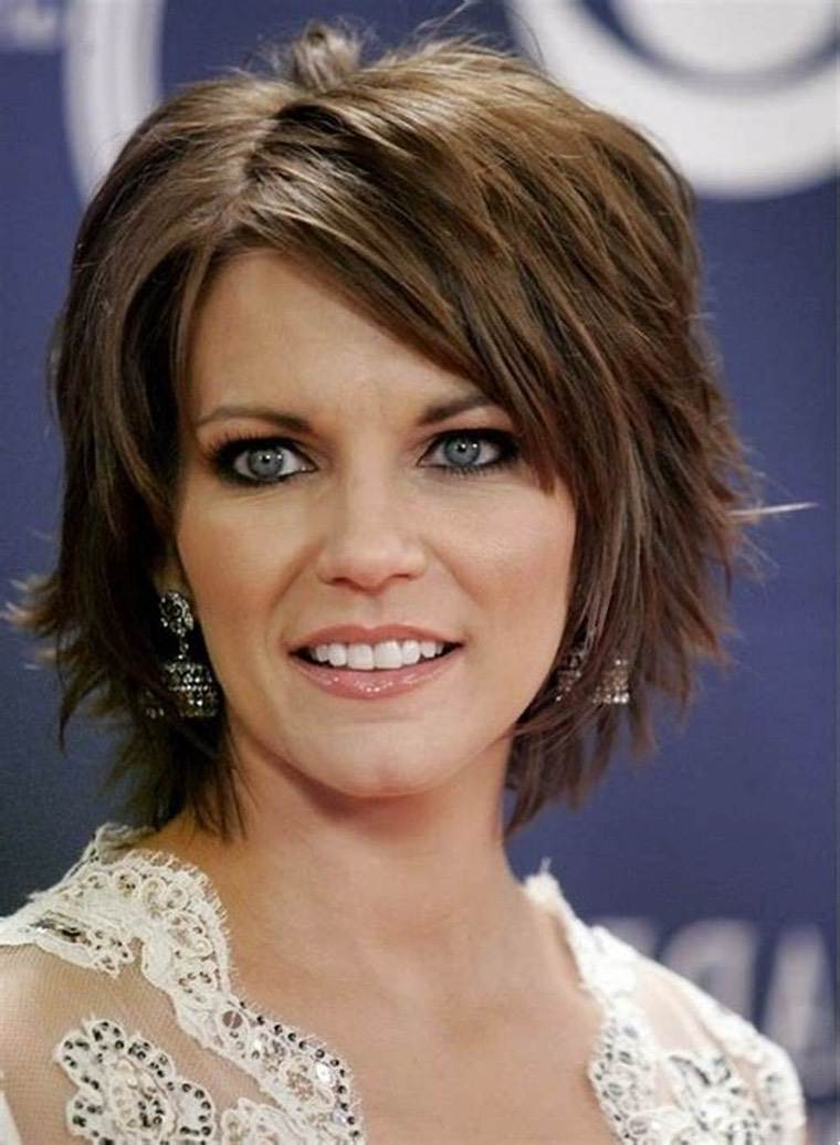 10 Cute And Easy Short Length Layered Hairstyles  Hair Styles