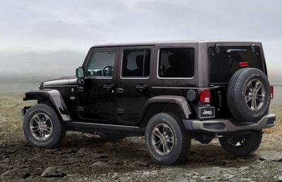 The New Jeep Wrangler Suv Price 2017
