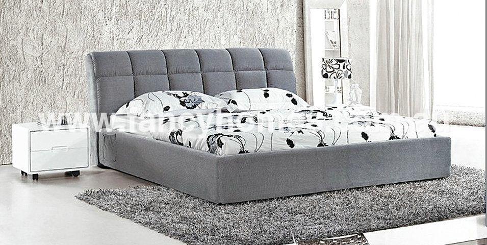 Zero - Contemporary Design Fabric Bed Frame | Bedroom ideas ...