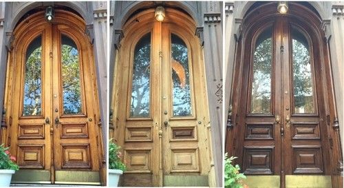 Best Stripped Stained And Refinished Brooklyn Brownstone 400 x 300