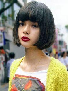 Cortes de cabelo curto com franja e penteados para inspirar - Dicas de Mulher