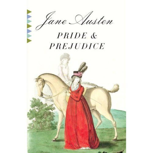 Pride and Prejudice, Book Cover
