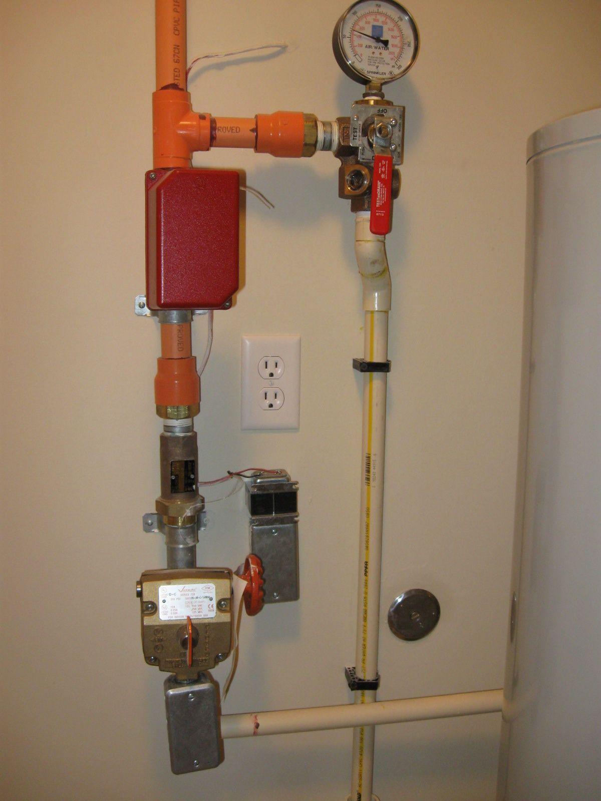 Home Fire Sprinkler System Design S Of Ideas In 2018