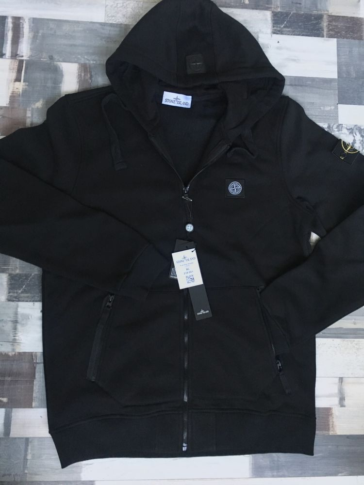 49f10f669d0 Brand New Stone Island Full Zip Hoodie Size XL RRP 239  fashion  clothing   shoes  accessories  mensclothing  activewear (ebay link)