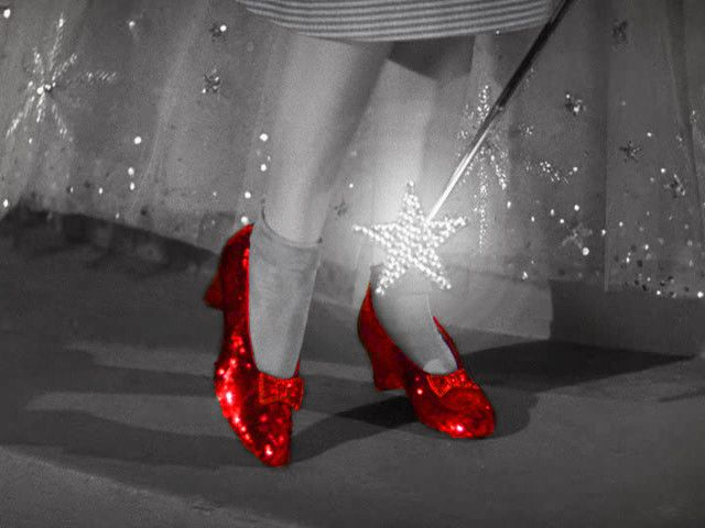 Image result for ruby slippers