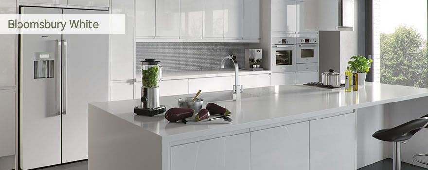 Bloomsbury White   Homebase Kitchen. Bloomsbury White   Homebase Kitchen   Kitchen   Red and cream