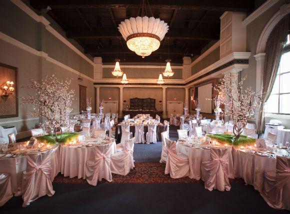 Pink White Decor For Cherry Blossom Theme Wedding Xero Digital