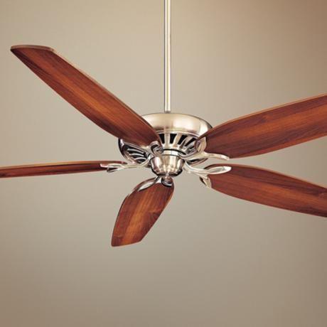72 Minka Great Room Brushed Nickel Ceiling Fan 14133 Lamps Plus Ceiling Fan Brushed Nickel Ceiling Fan Modern Ceiling Fan
