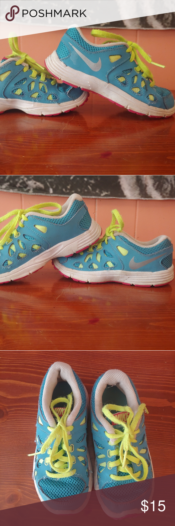 Nike Tennis Shoes Girls Size 11 in 2020