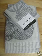Marimekko KURJENPOLVI Bathroom Towel set 30x50 cm and 25 x 25 cm Organic Cotton