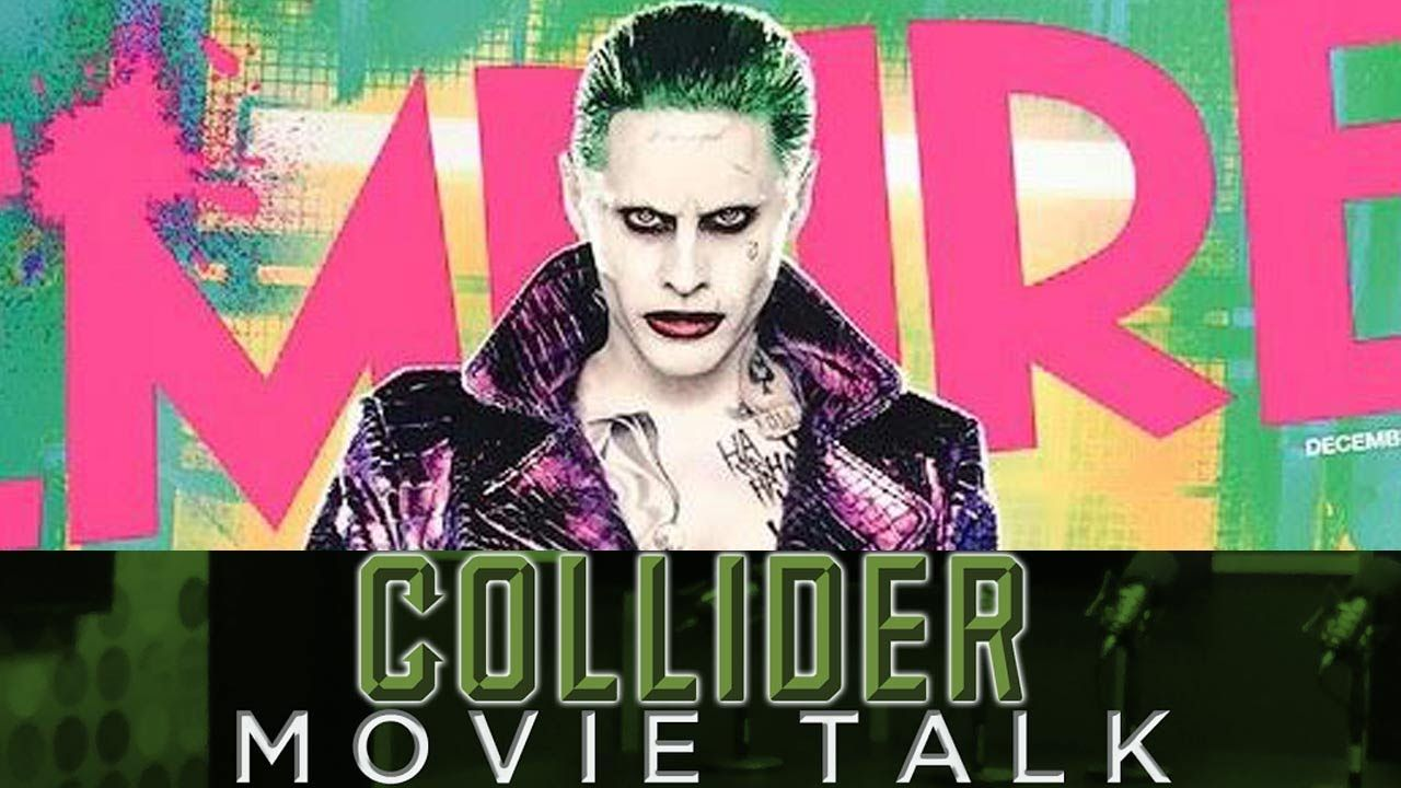 Collider Movie Talk - Full Look At The Joker, The Raid Remake In Trouble