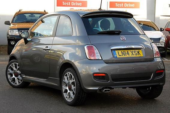 Find Approved Used Fiat 500s Fiat 500