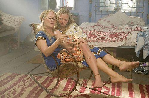 Slipping Through My Fingers Mamma Mia Mama Mia Meryl Streep