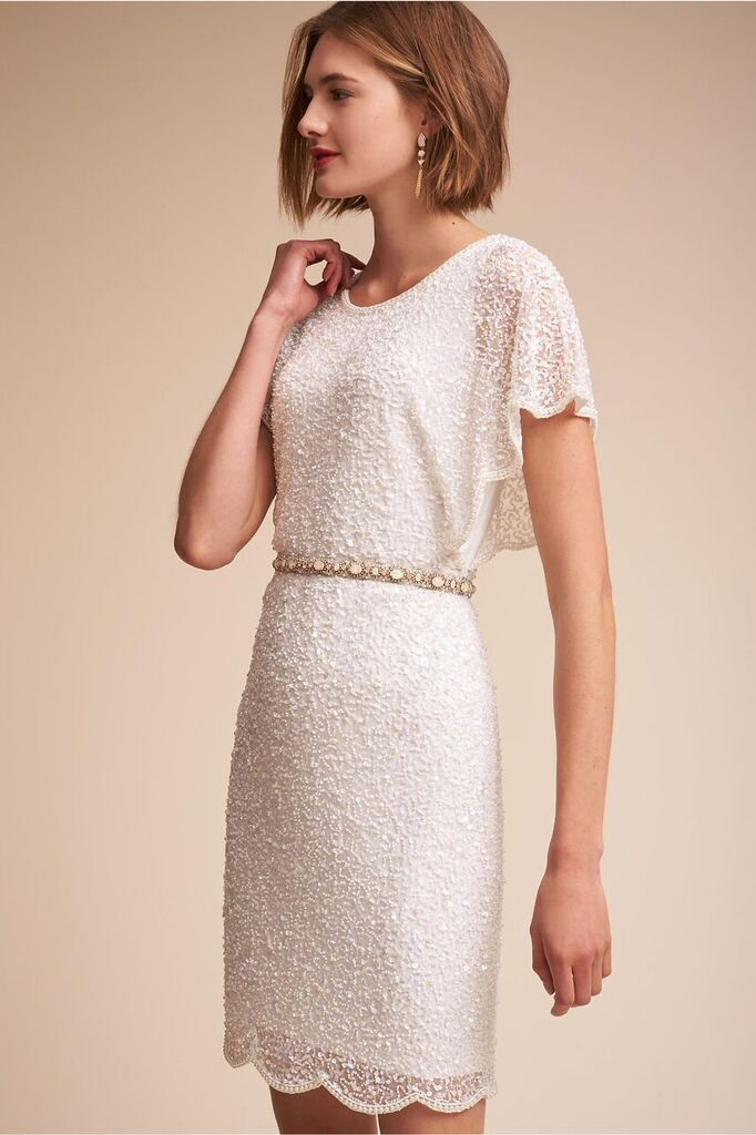 Keep It Chic and Simple in these Classic BHLDN Wedding Dresses