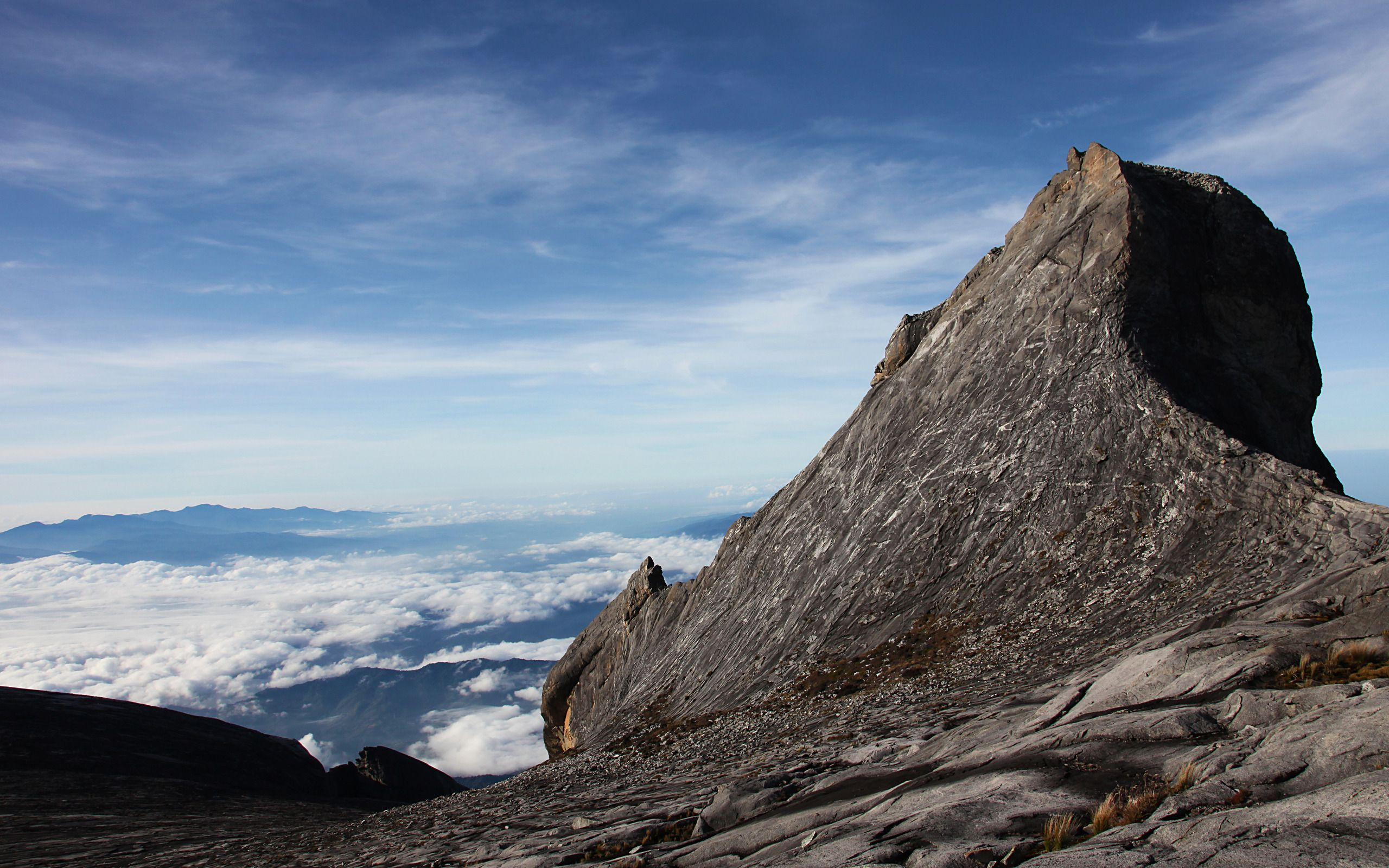 Mount Kinabalu South East Asia [x] | WALLPAPERS | Mount ...
