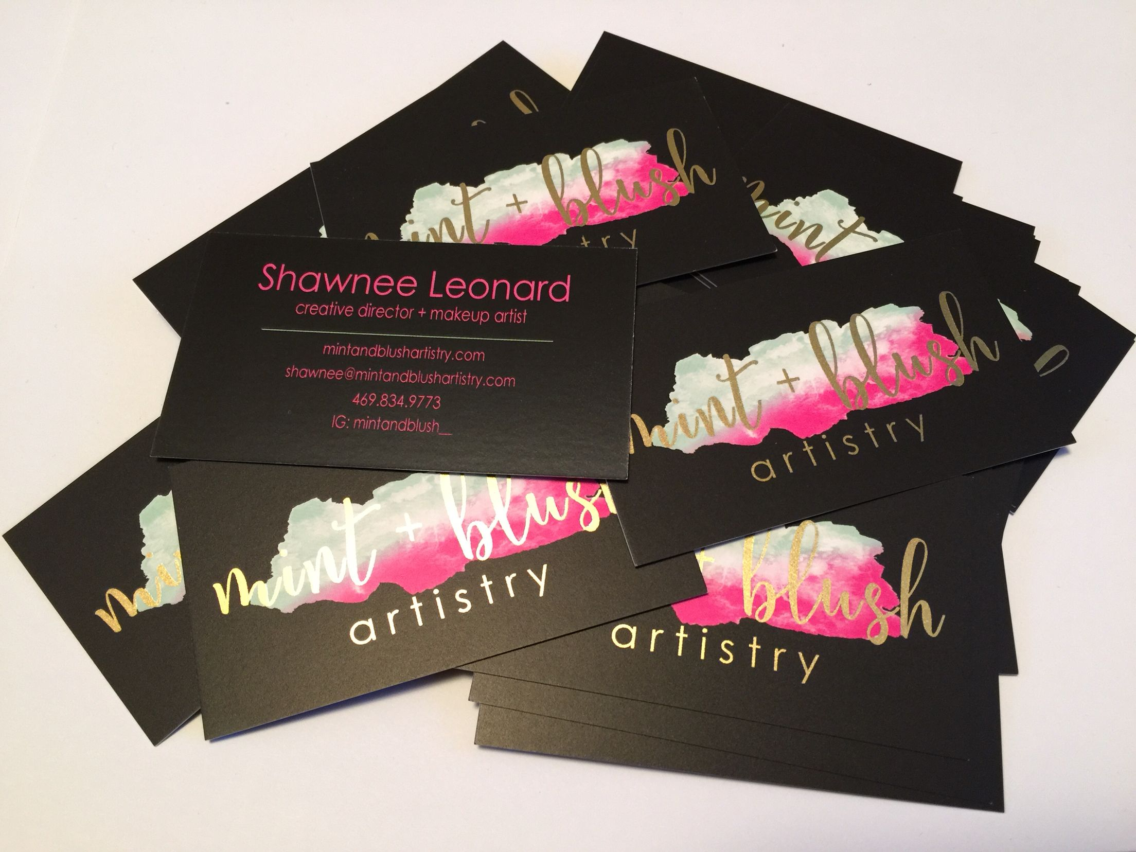 Custom business cards designed by artsy print designs custom business cards designed by artsy print designs vistaprint apdesigns15 mintandblushartistry magicingreecefo Gallery