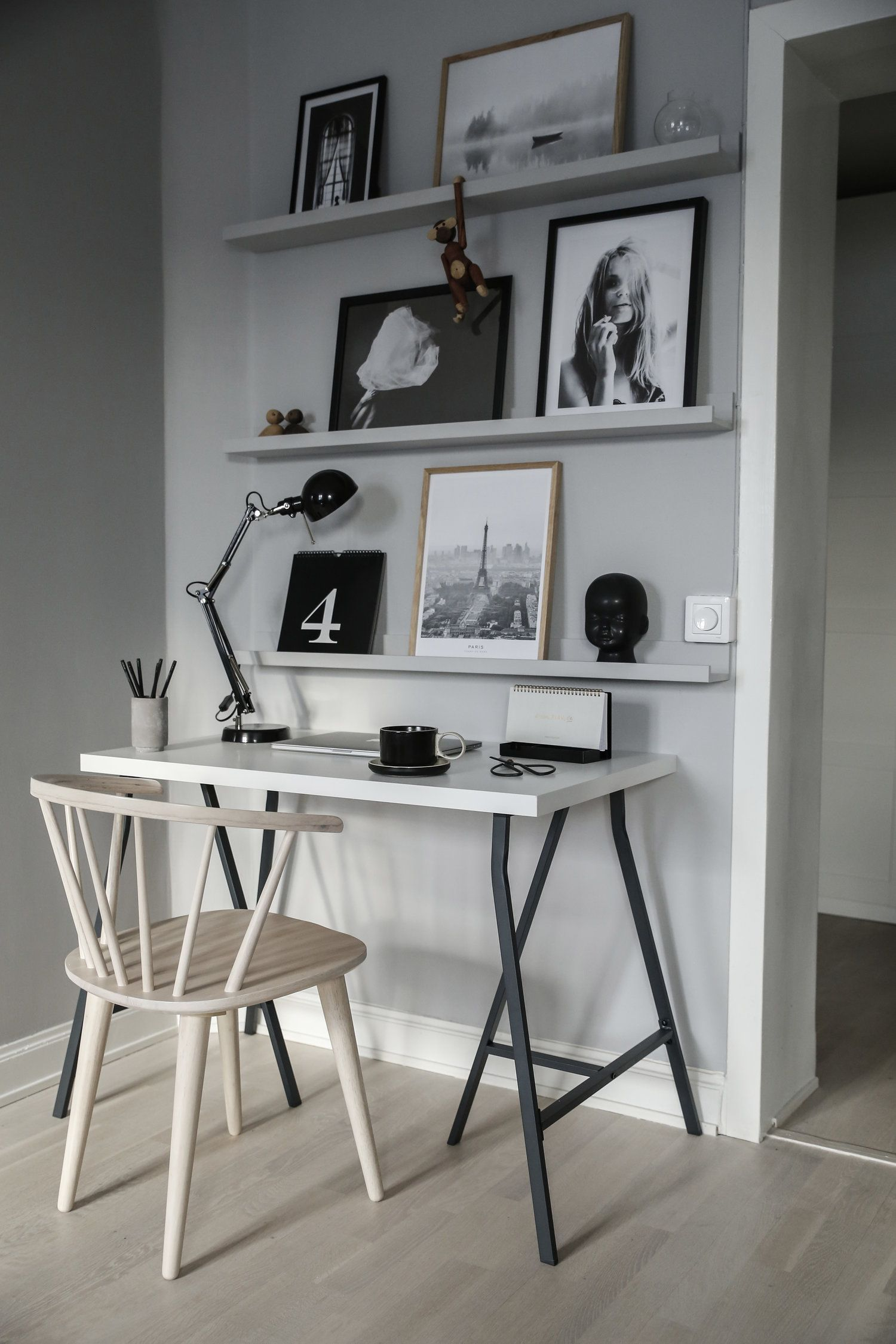 71 Beautiful Home Office Design Ideas That Makes You Enjoy