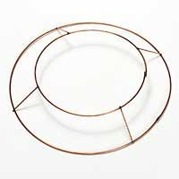 wreath rings foam frames ready padded wreaths bamboo rattan or grapevine rings - Wreath Frames