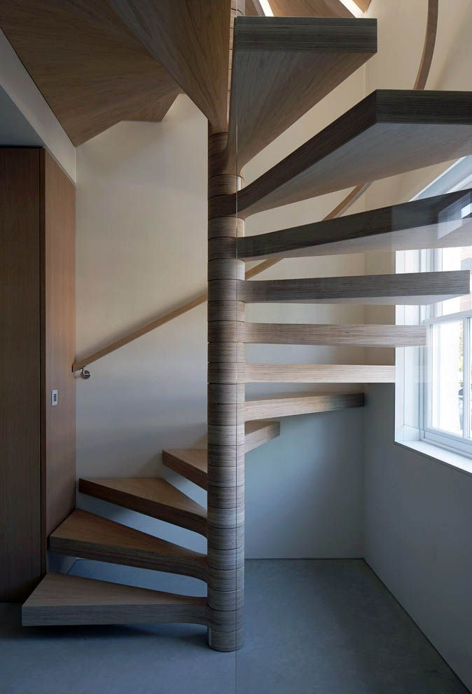 Best 13 Spiral Staircase Design Ideas For Small Spaces Stairs Design Stairs Design Modern 400 x 300