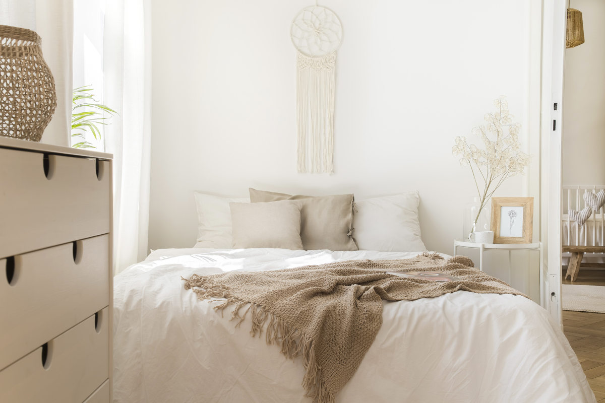 Kleines Schlafzimmer Einrichten 20 Einrichtungsideen Tricks