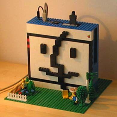 Lego Mac // 맥미니 사면 꼭 한번 해봐야지 ㅎㅎ