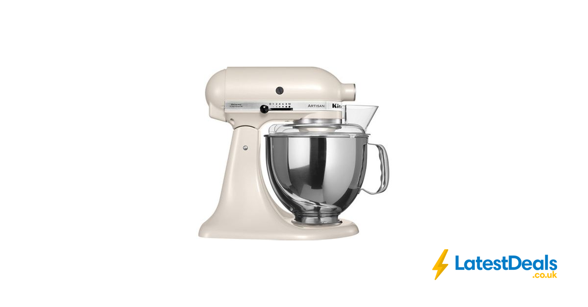 Massive Discount Kitchenaid Artisan Stand Mixer Cafe Latte Save