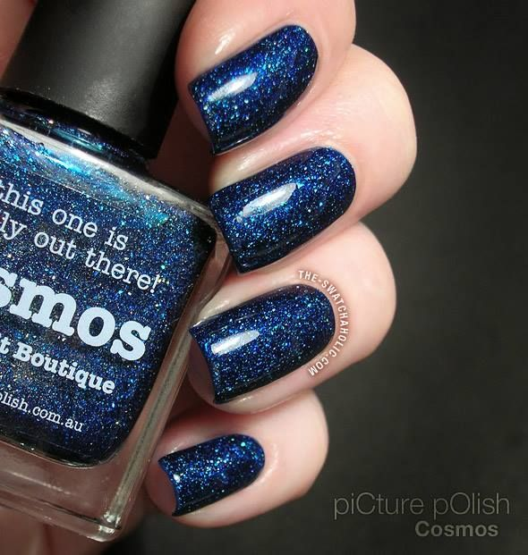 A classic PP shade 'Cosmos' nails by The Swatchaholic WOW  Review: http://the-swatchaholic.com/?p=6457