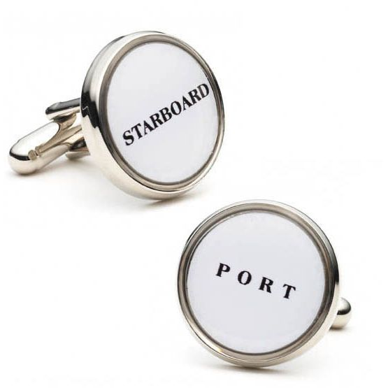Cufflinks / I love how classy cufflinks are and one day when I have the man of my dreams I want to give him a whole collection. :-)