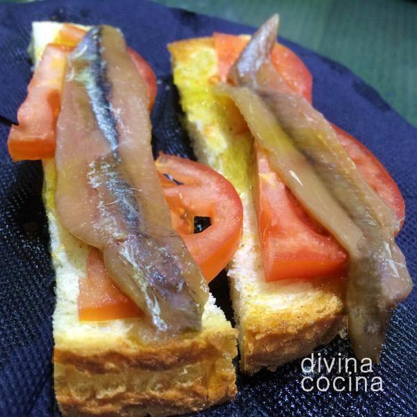 Hacer anchoas en salazón caseras no es complicado, solo requiere paciencia con el tiempo de salado de las anchoas, ¡¡quedan buenísimas!!