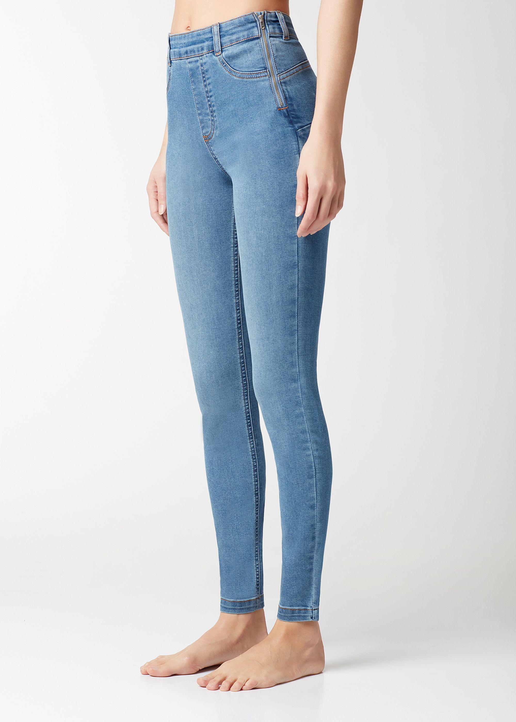 Superior Jean A La Mode #14: Achetez Jean Total Shaper Dans La Boutique Calzedonia. Une Longue Tradition  De La Mode Et