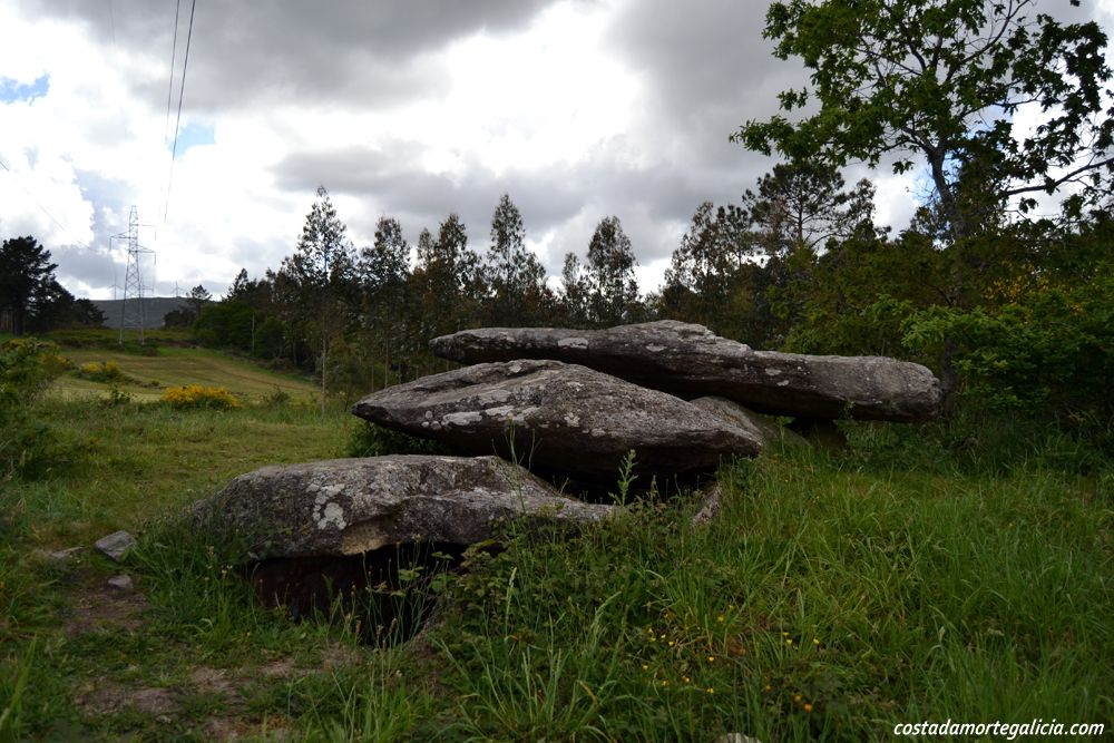 Dolmen Pedra da Arca