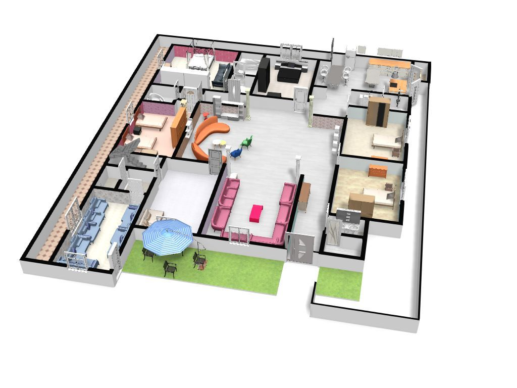 My Dream Homebyme 3d Home Design Planner Design 3d Home Design Software