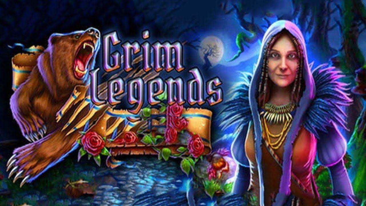 """""""Grim Legends"""" Windows Phone Gameplay! https//www"""